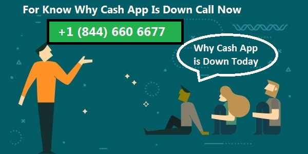 Why is Cash App Not Working Today - For Help Call | +1888